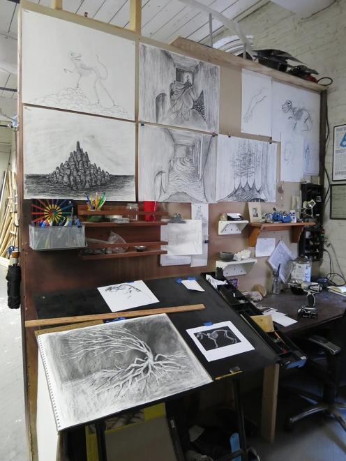 drawingarea