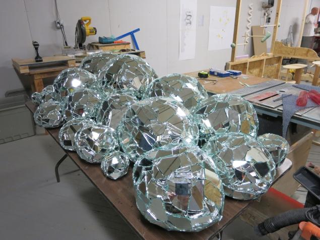 mirrorballs
