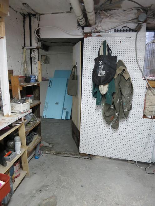 studiodoor