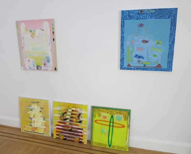 Curtis Miller paintings